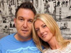 Кевин Тведдл вместе со своей женой Джэк