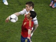 На Евро-2012 испанцы уверенно победили французов. Что будет на этот раз?