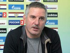 Главный тренер «Мордовии» пообещал, что через 5 лет его команда будет выступать в Лиге Чемпионов