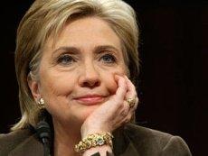 Хиллари Клинтон – явный фаворит на этом раннем этапе
