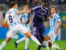 «Андерлехт» зацепится за ничью в Испании, предположил аналитик Betfair в прогнозе на матч «Малага» – «Андерлехт»