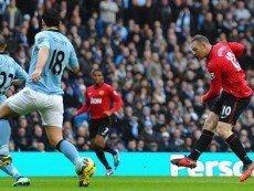 Как ни старался «Манчестер Сити», победить «Юнайтед» ему не удалось