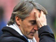 Команда Манчини теперь отстает от МЮ на семь очков