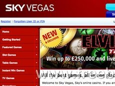 Sky Vegas перешел на HTML5