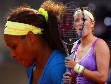 Шансы Азаренко и Уильямс возглавить рейтинг WTA по итогам 2013 года William Hill считает равными