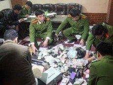 Крупная полицейская операция сорвала легализацию ставок на спорт во Вьетнаме?