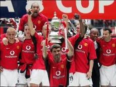 Последний триумф в Кубке Англии МЮ праздновал еще с легендарным Роем Кином во главе