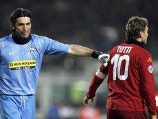 «Рома» и «Ювентус» на двоих «наколотили» 100 мячей в чемпионате