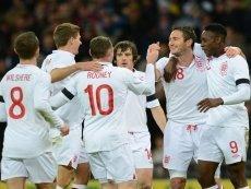Шансы сборной Англии по понятным причинам выглядят очень скромными