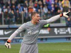В этом сезоне Жевнов сыграл всего один матч