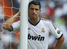 В первом матче против англичан Роналду был одним из лучших в составе испанского клуба