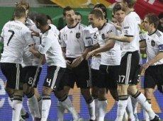 Германия готовится праздновать голы