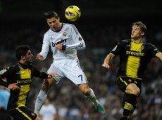 «Реал Мадрид» окажется лучше «Сарагосы» в обоих таймах, считает прогнозист Betfair
