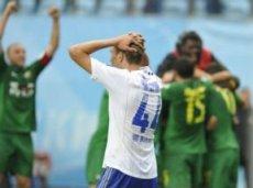 В первом круге «Динамо» уступило «Кубани» со счётом 1:2