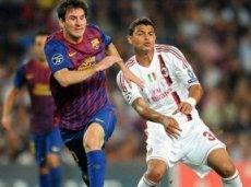 «Барселона» обыграет «Милан» в матче с малым количеством голов, считает прогнозист Betfair