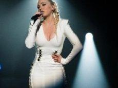 Маргарет Бергер выступит с песней «I Feed You My Love»