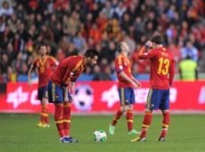 Испании необходимо побеждать сегодня