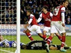 «Арсенал» и «Рединг» отличатся голами, и не раз, считает прогнозист
