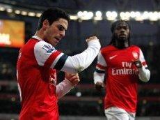 «Арсенал» на выезде обыграет «Вест Бромвич», считает прогнозист Betfair