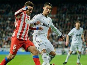 «Атлетико» не может выиграть у «Реала» на протяжении 11 лет