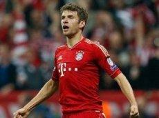 Вдохновенная игра Томаса Мюллера позволила немецкой команде одержать одну из самых красивых побед сезона