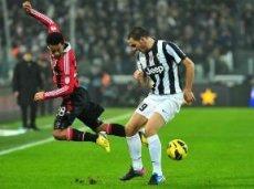 «Ювентус» и «Милан» в нынешнем сезоне встречались уже дважды