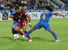 В первом круге «Рубин» разгромил «Ростов» со счётом 4:0