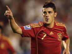 Betfair: Вилья забьет три, сделав свой вклад в победу Испании с разницей минимум в 8 мячей