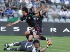 Мексиканцы вряд ли смогут поразить ворота Джанлуиджи Буффона
