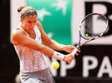 В прошлом году Эррани добралась до финала Roland Garros