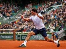Федерер уже обыгрывал Тсонга в нынешнем сезоне