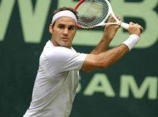 Федерера ждёт непростой матч против Хааса