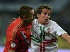Россия не проиграет Португалии