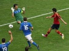 Итальянцы не смогут взять реванш у Испании за поражение в финале Евро-2012