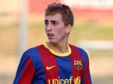 Жерар Деулофеу считается одним из самых талантливых футболистов молодежки Испании