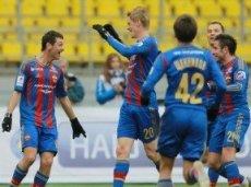 ЦСКА будет доминировать в обоих таймах