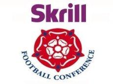 До Skrill спонсором Футбольной Конференции была Blue Square Bet