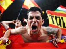 Букмекер предложил поставить на победу Испании за 1.91