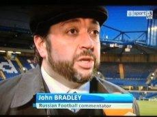 Джон Брэдли считает, что у «Спартака» есть шансы на чемпионство