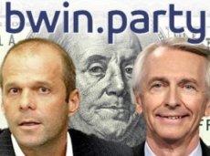 Губернатор Кентукки (справа) доволен уступчивостью Bwin.party и ее гендиректора Норберта Тойфельбергера (слева)