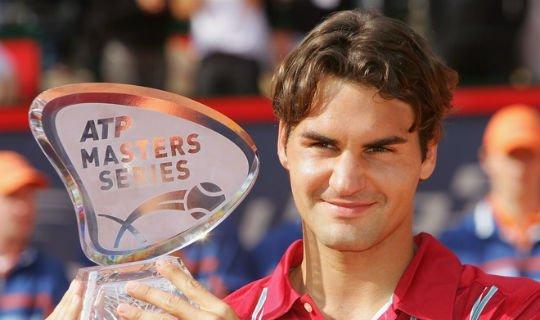 Федерер четыре раза выигрывал турнир в Гамбурге
