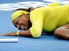 Серена Уильямс пополнила стройные ряды «расстроенных» фаворитов Уимблдона-2013