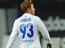 Андрей Панюков в этом сезоне забил два гола в трех матчах за молодежку «Динамо»
