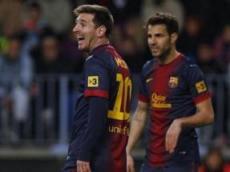 С Месси или без, каталонцы выиграют у малажан крупно