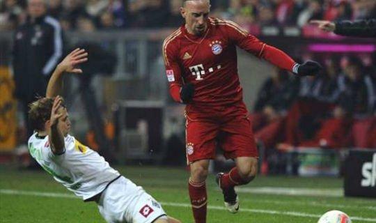 «Бавария» выиграет в первом туре