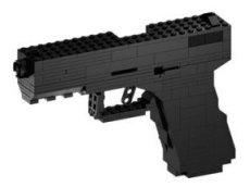 Игрушечный пистолет – верный помощник при ограблении БК