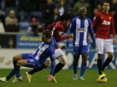«Уиган» навяжет борьбу «Манчестер Юнайтед»