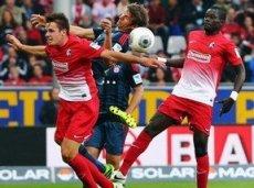 «Аугсбург» не умеет играть против «Фрайбурга»