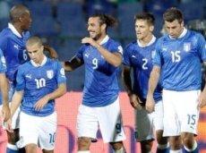Италия слишком сильная для Болгарии