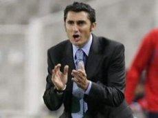 Команда Вальверде проиграла два последних матча на выезде в лиге